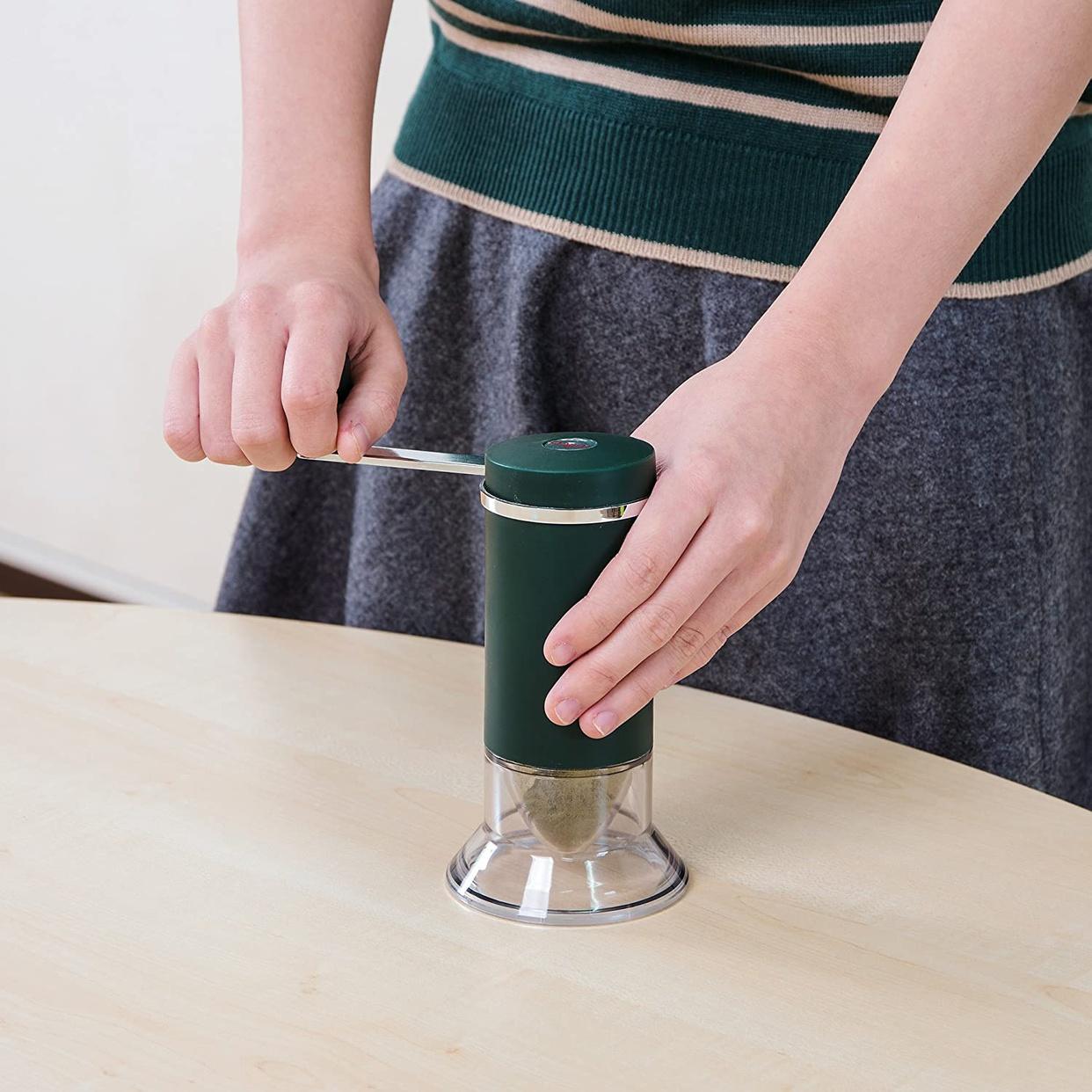 川﨑合成樹脂(KAWASAKI PLASTICS) MILLUセラミックお茶ミル MI-001の商品画像2