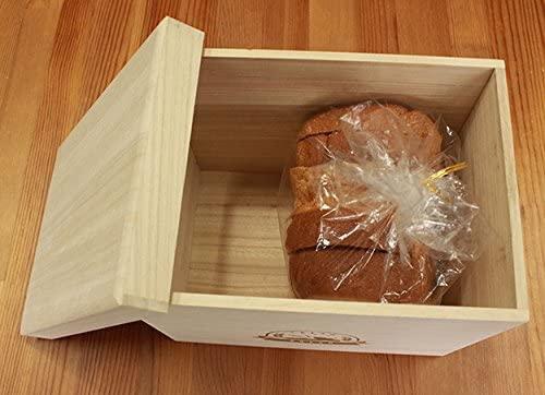 PIA&PARTY(ピアアンドパーティ) ブレッドケース 「1.5斤用 BREAD & DRY FOODS」 ナチュラルの商品画像4