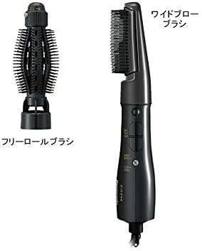 Panasonic(パナソニック) くるくるドライヤー ZIGZAG EH-KA60の商品画像5