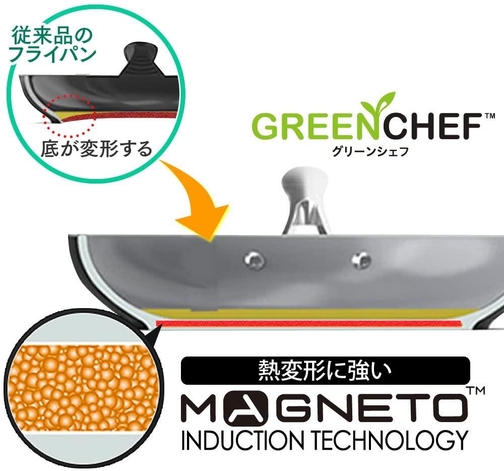 IRIS OHYAMA(アイリスオーヤマ) グリーンシェフの商品画像5