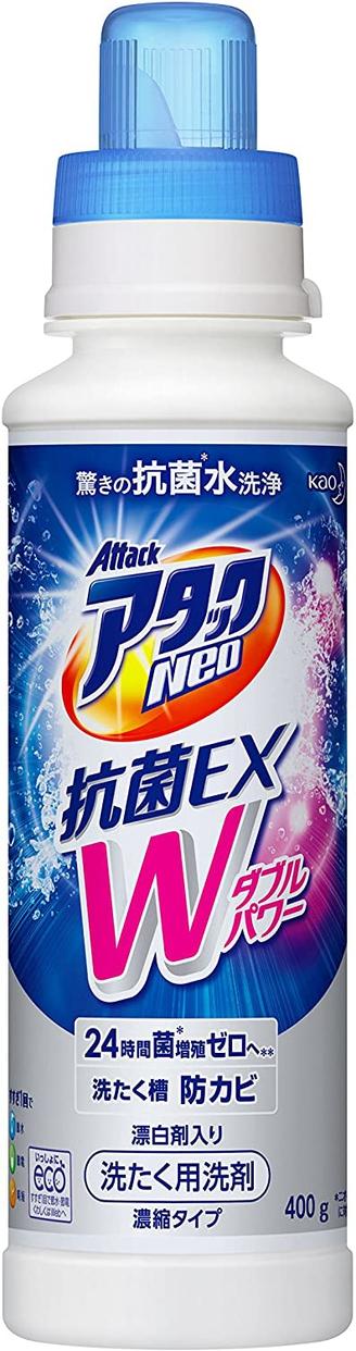 アタックNeo(アタックネオ) 抗菌EX Wパワー
