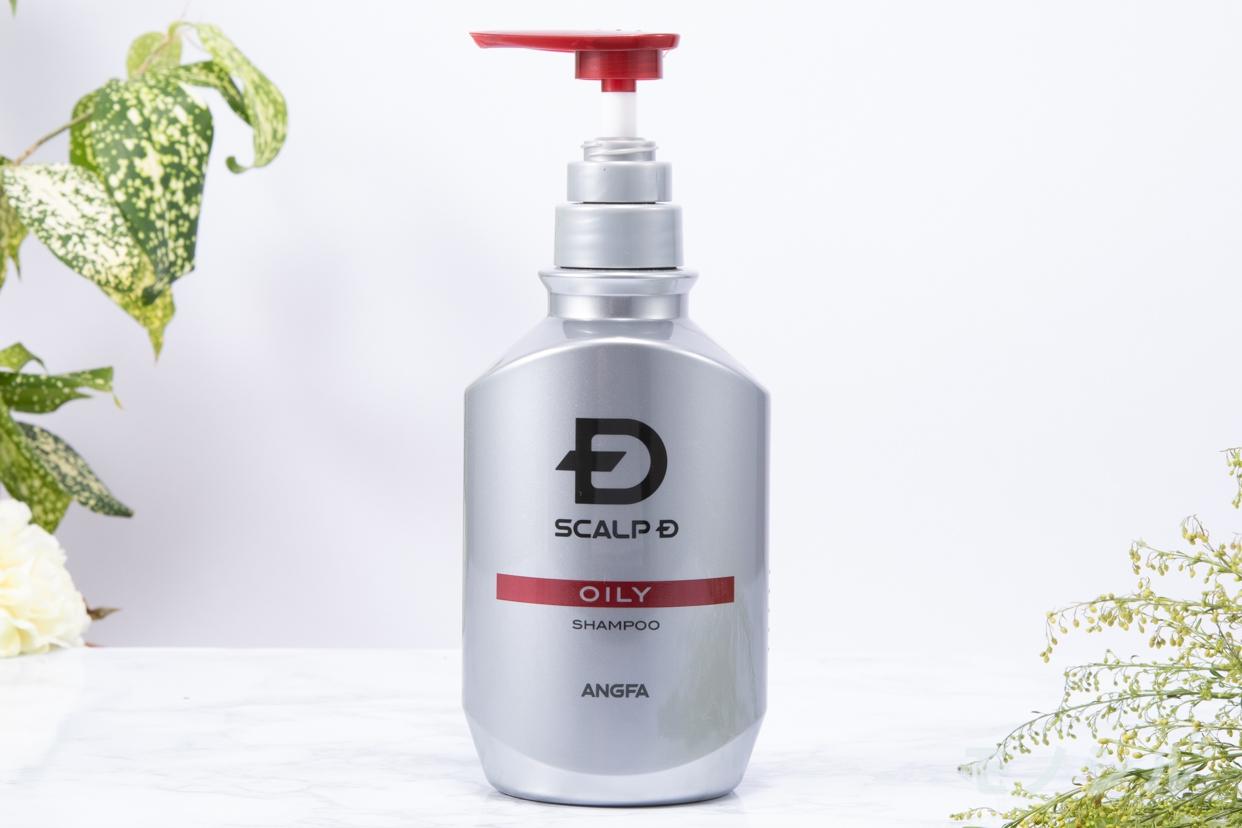 SCALP D(スカルプD) 薬用スカルプシャンプー オイリー 脂性肌用の商品画像