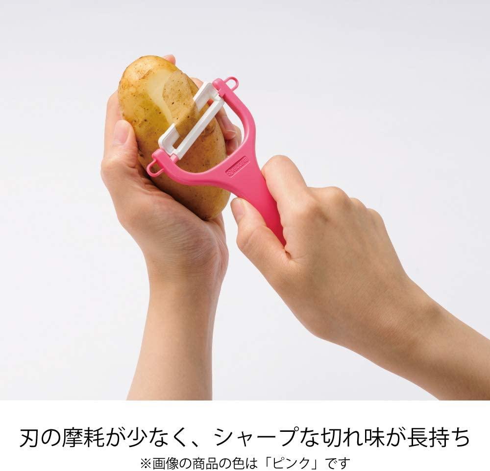 京セラ(KYOCERA) セラミックピーラーの商品画像3
