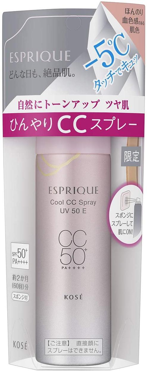 ESPRIQUE(エスプリーク) ひんやりタッチ CCスプレーの商品画像