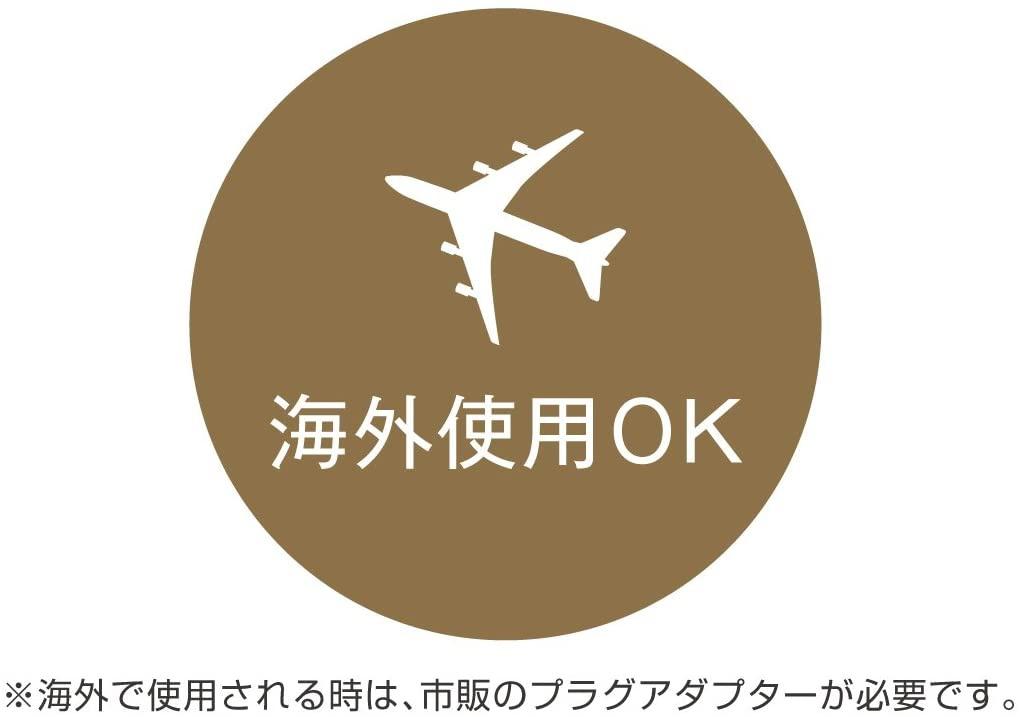 KOIZUMI(コイズミ) ボリュームアップアイロン KHR-6000/Rの商品画像7