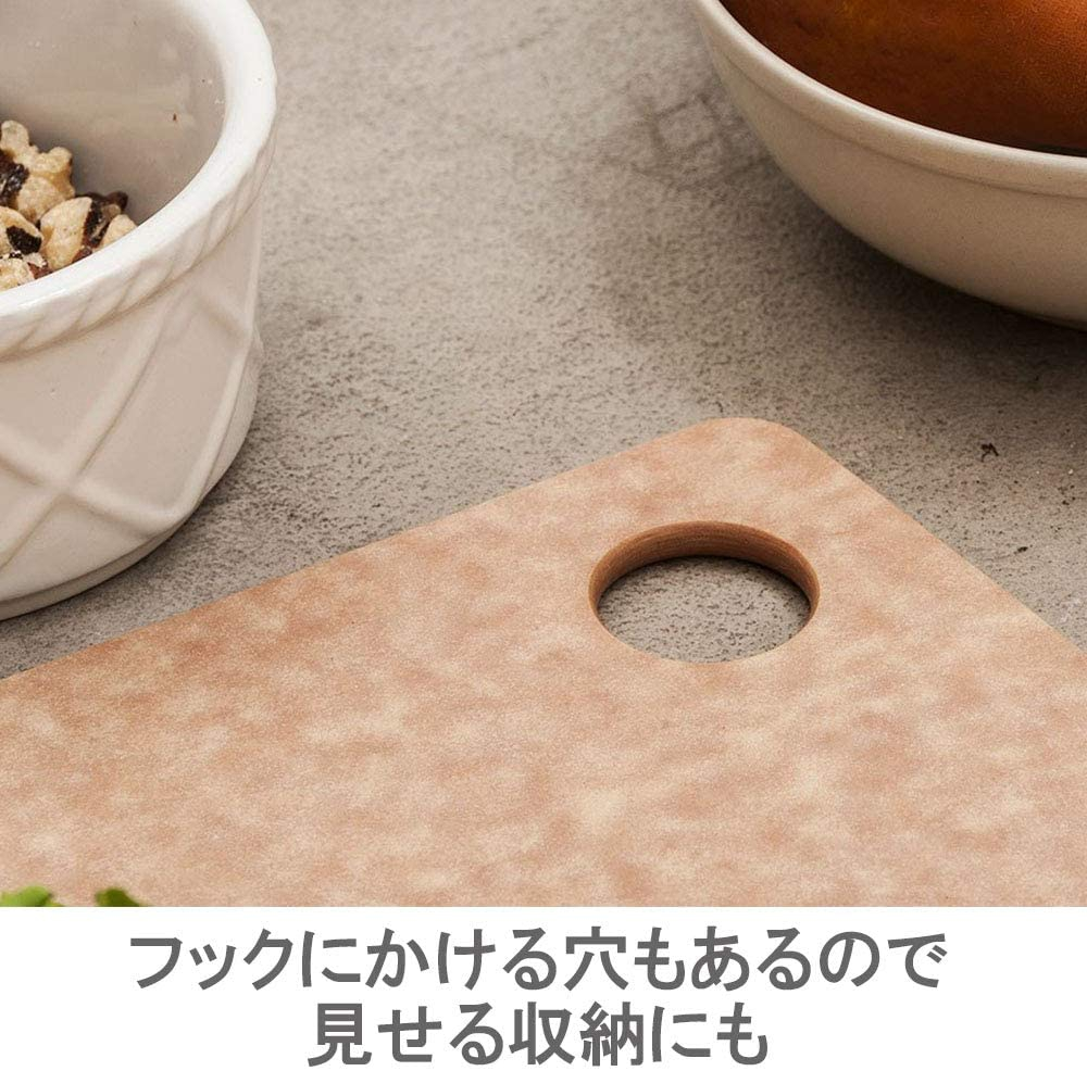 Epicurean(エピキュリアン) カッティングボード M ナチュラル 001-120901の商品画像6