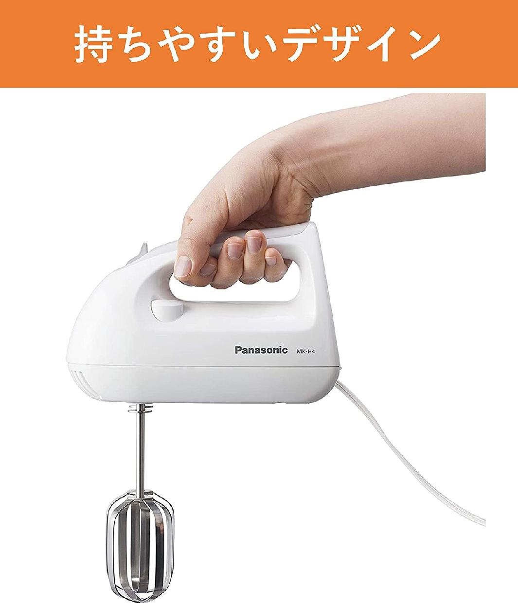 Panasonic(パナソニック) ハンドミキサー MK-H4の商品画像3