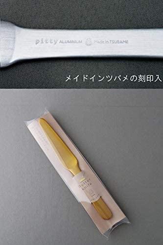 Tamahashi(タマハシ)プレイザント アルミバターナイフ シルバー PS4050の商品画像2