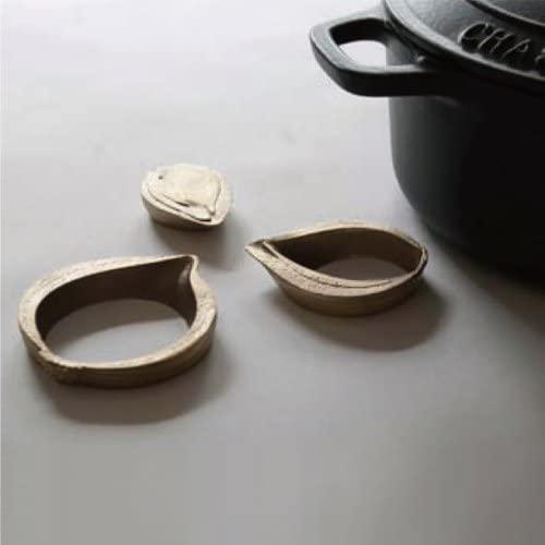 cut piece(カットピース) 鍋敷きなタマネギ 真鍮の商品画像4