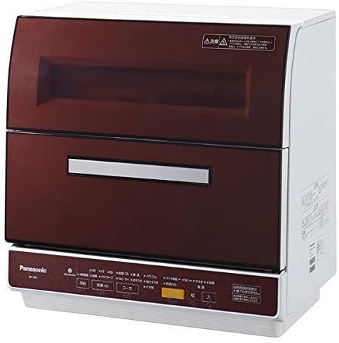Panasonic(パナソニック) 食器洗い乾燥機 NP-TR9-T(ブラウン)の商品画像