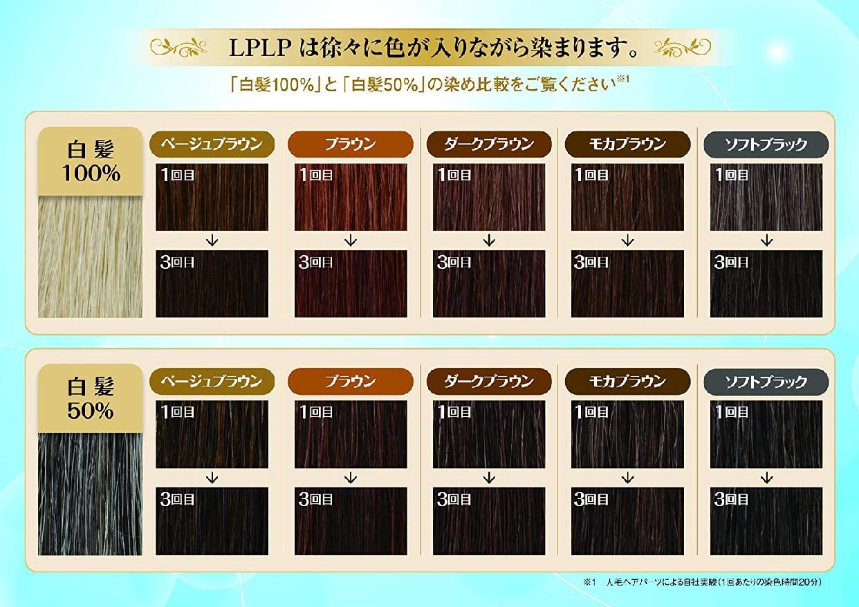 LPLP(ルプルプ)ヘアカラートリートメントの商品画像7