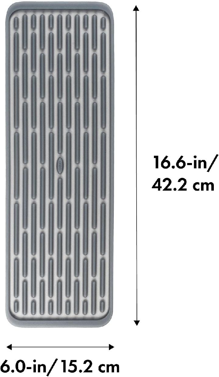 OXO(オクソー) シリコン ドライマット スリムの商品画像2