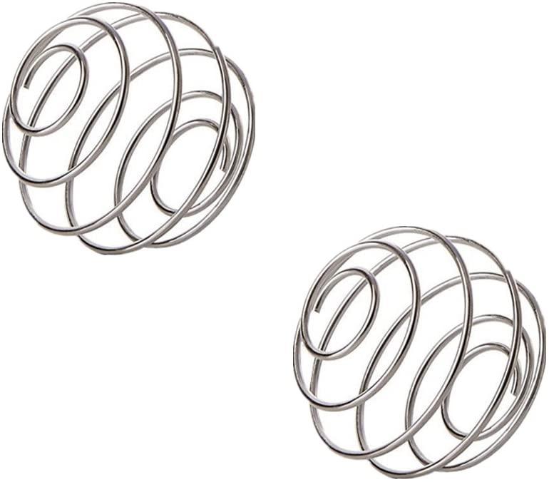 YFFSFDC(ワイエフエフエスエフディーシー) カップ プロテイン シェーカー 泡立ボール (2個入り)ステンレスの商品画像