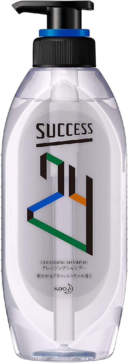 SUCCESS(サクセス) サクセス24クレンジングシャンプーの商品画像