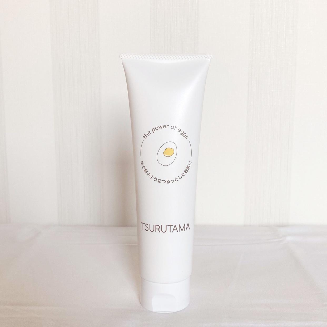 洗顔料おすすめ商品:TSURUTAMA(ツルタマ) 卵屋さんのしっとり洗顔