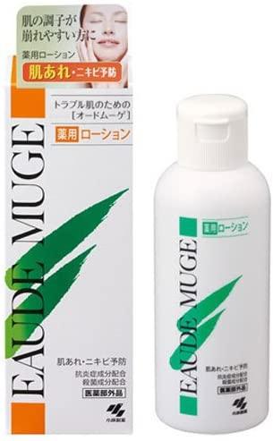EAUDE MUGE(オードムーゲ)薬用ローション(ふきとり化粧水)