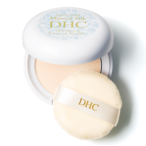 DHC(ディーエイチシー) 薬用ミネラルシルク ホワイトニングエッセンスパウダー