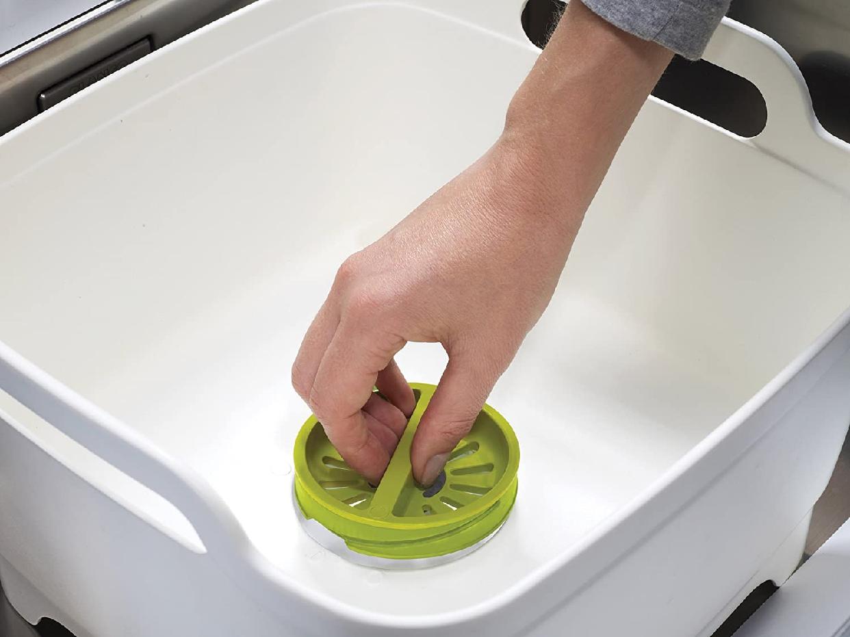 Joseph Joseph(ジョセフジョセフ) ウォッシュ&ドレイン / 洗い桶 ホワイト 850550の商品画像6