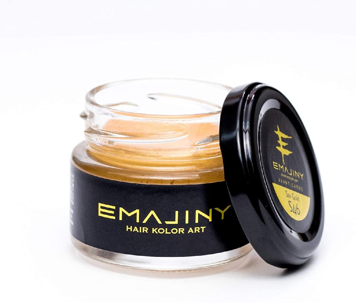 EMAJINY(エマジニー) ヘアカラーワックスの商品画像2