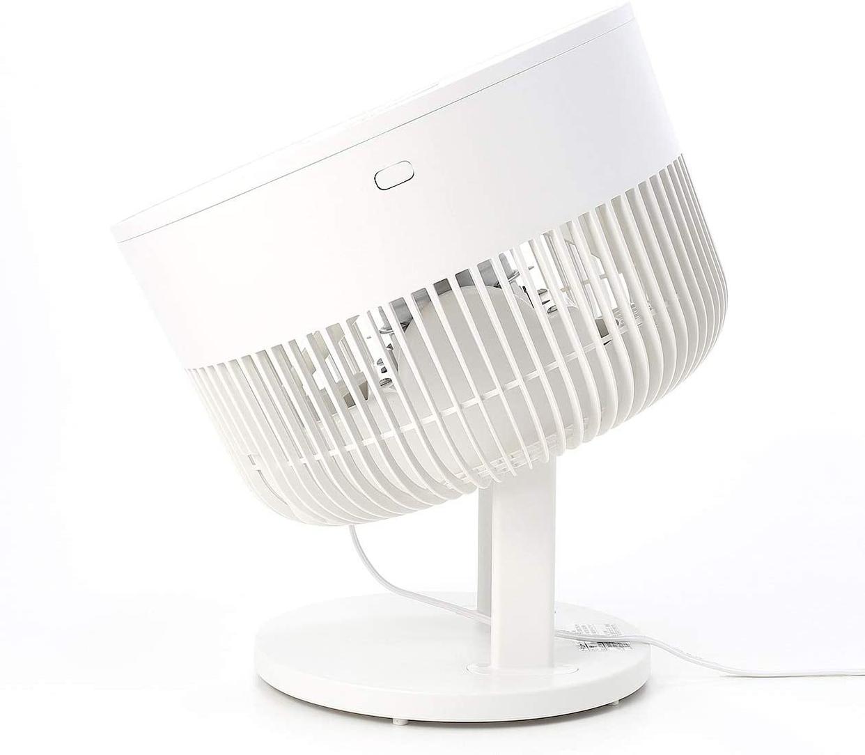 無印良品(MUJI) サーキュレーター(低騒音ファン・大風量タイプ) AT-CF26R-Wの商品画像11