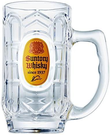 SUNTORY(サントリー) メガ角ハイジョッキ グラス 700mlの商品画像