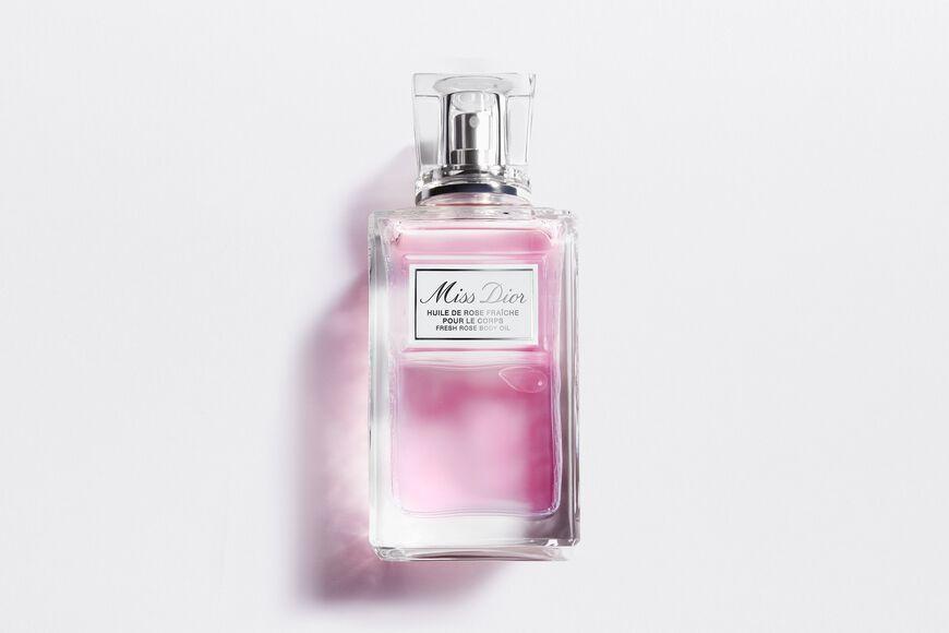 Dior(ディオール) ミス ディオール ボディオイルの商品画像