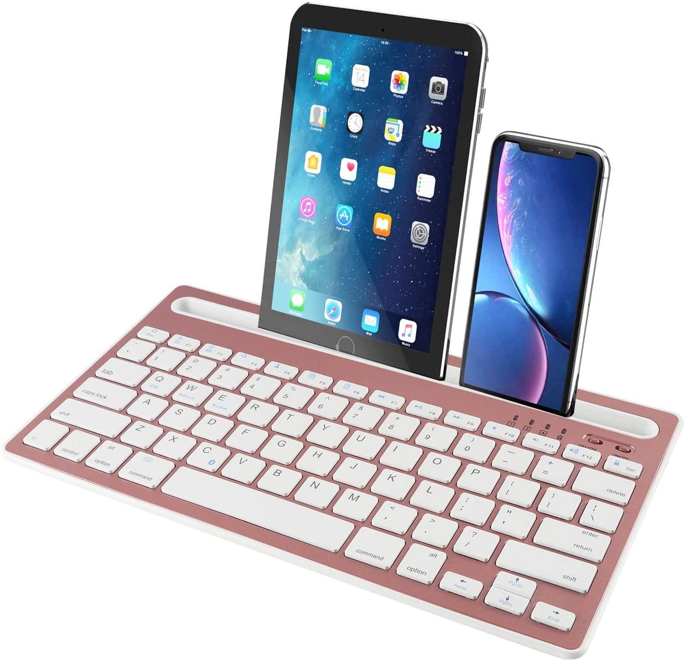 COOLAY(クーレイ) マルチペアリング Bluetoothキーボードの商品画像