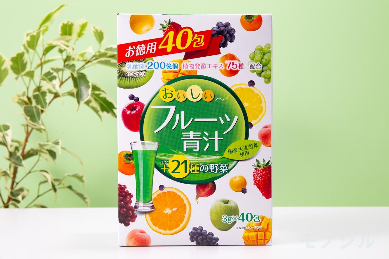 YUWA(ユーワ)おいしいフルーツ青汁の商品画像
