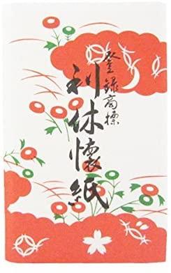 利休懐紙本舗(リキュウカイシホンポ) 利休懐紙(女性用)30枚の商品画像