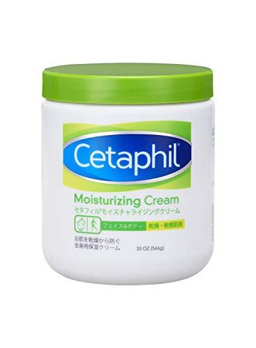 Cetaphil(セタフィル)モイスチャライジングクリームの商品画像