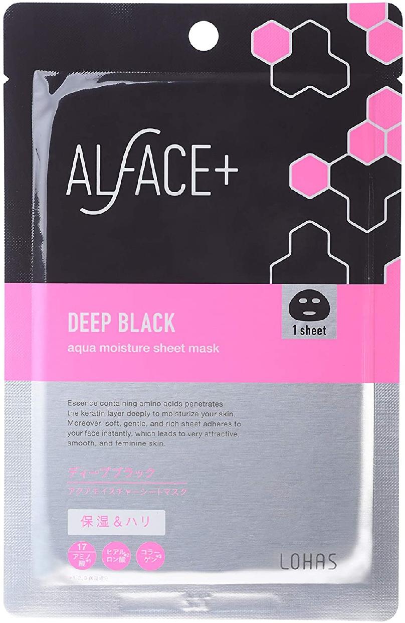 ALFACE+(オルフェス) ディープブラックの商品画像4