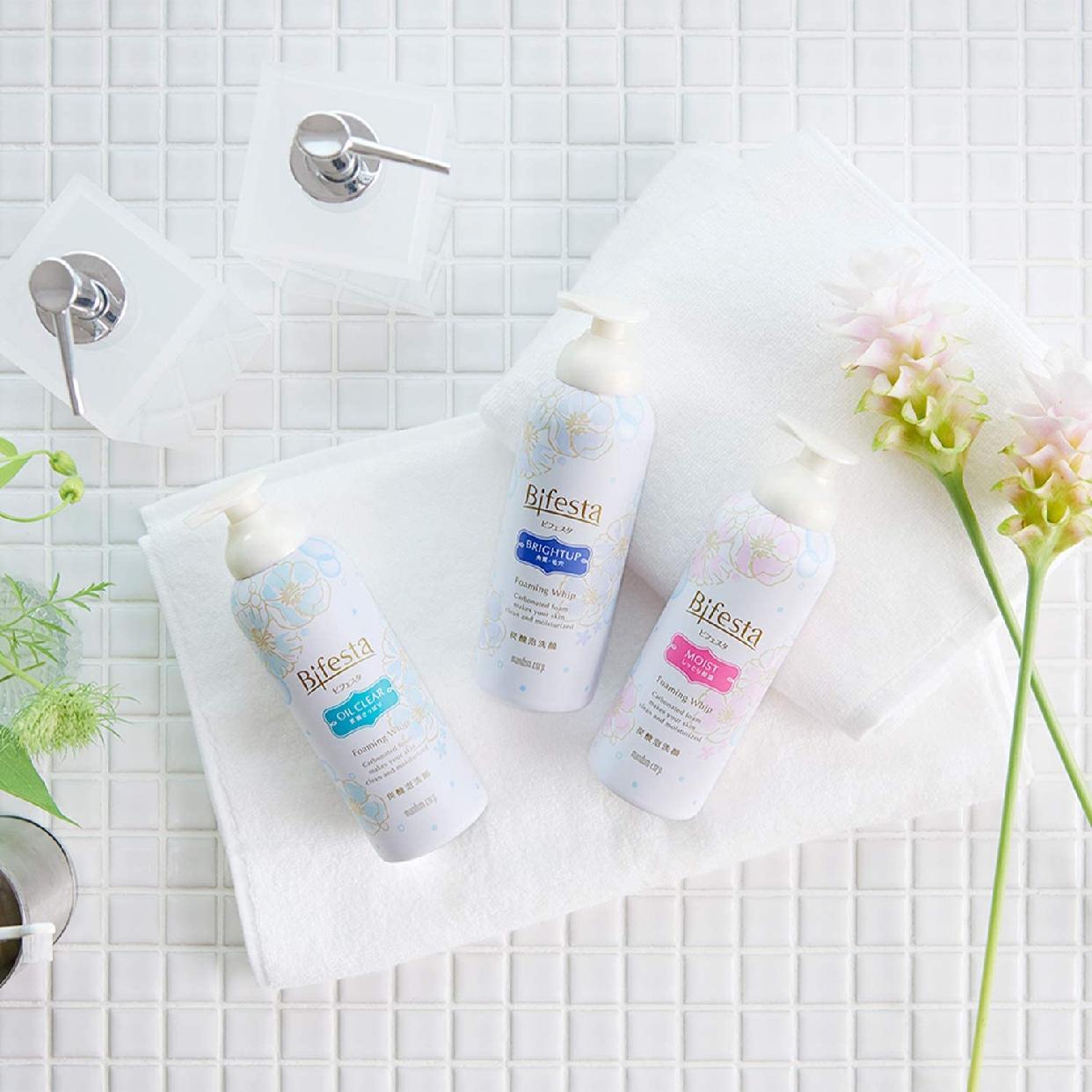 Bifesta(ビフェスタ) 泡洗顔 コントロールケアの商品画像11