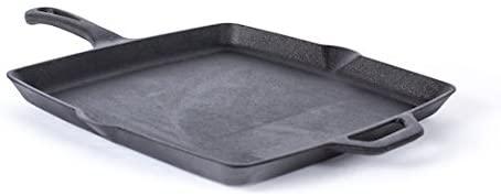 POLeR(ポーラー)CAST IRON SQUILLET スキレット Blackの商品画像