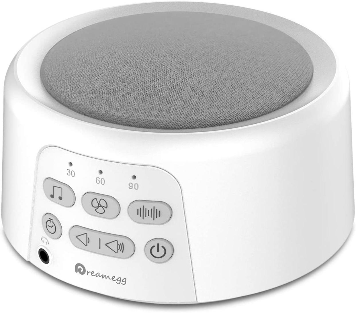 Dreamegg(ドリームエッグ) ホワイトノイズマシンの商品画像
