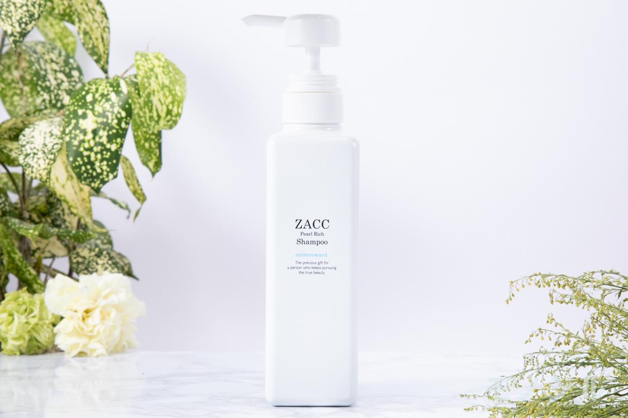 ZACC(ザック) パールリッチ シャンプーの商品画像