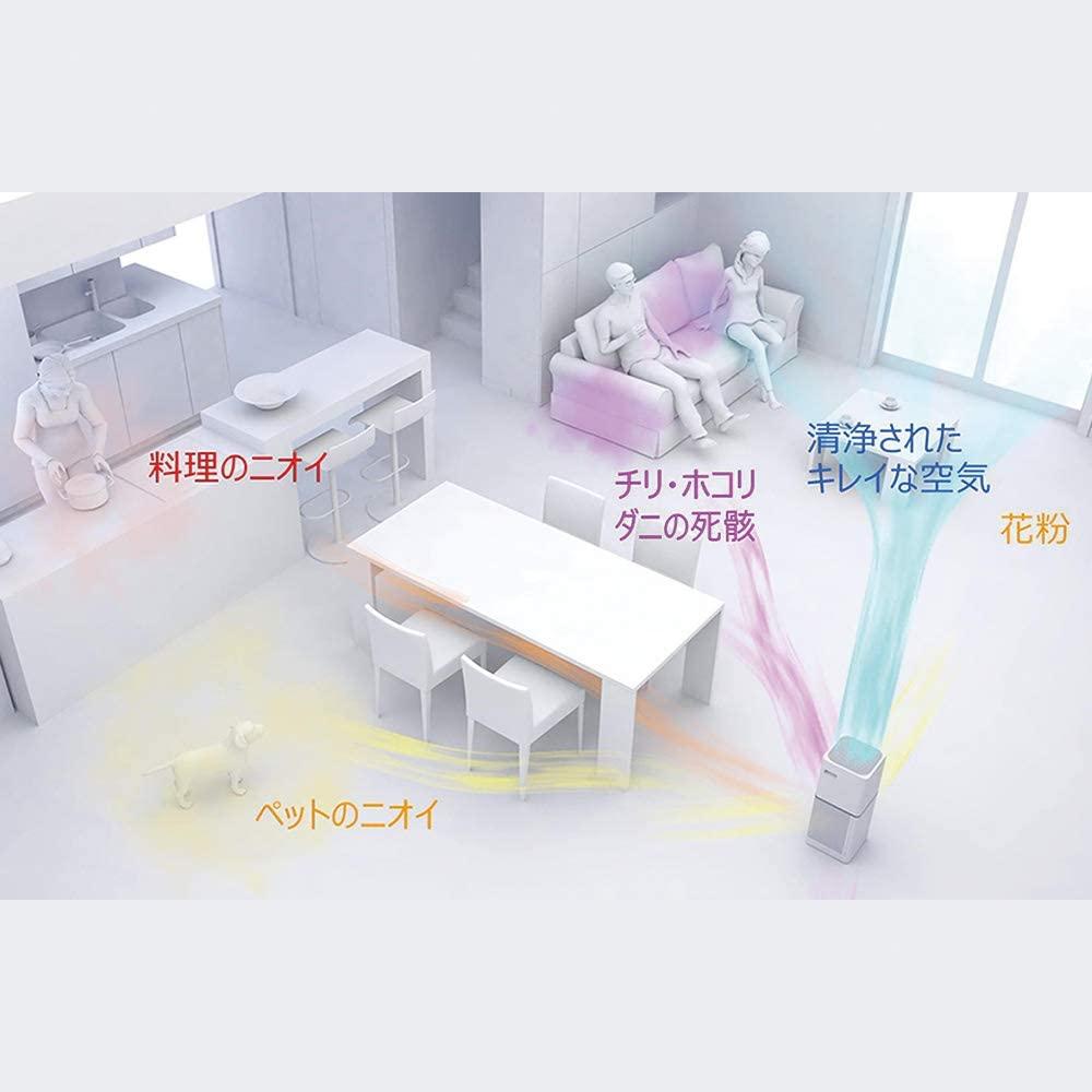 象印(ZOJIRUSHI) 空気清浄機 PU-AA50の商品画像2