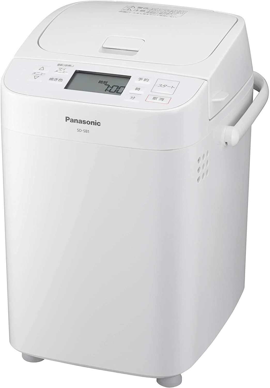 Panasonic(パナソニック)ホームベーカリー SD-SB1の商品画像
