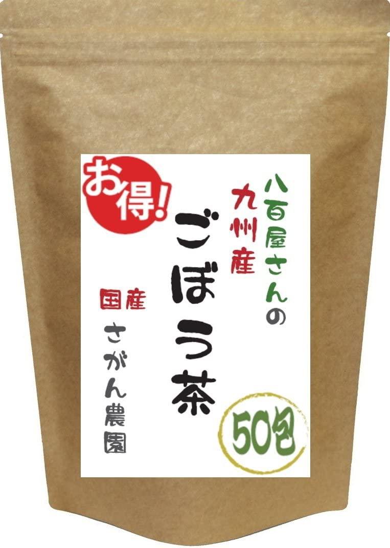 健康茶さがん農園 八百屋さんの九州産ごぼう茶の商品画像