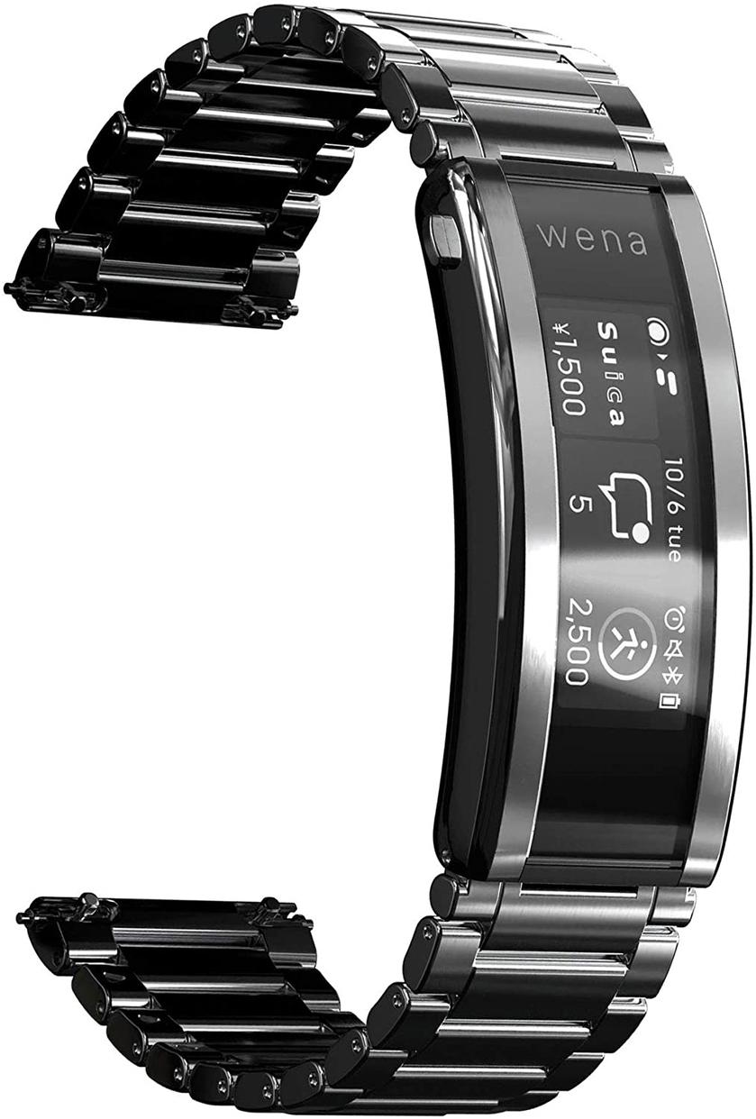 SONY(ソニー) wena 3 metalの商品画像