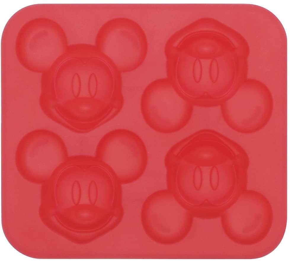 スケーターシリコン製 ミッキーマウス レッドの商品画像