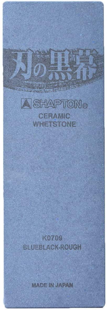 SHAPTON(シャプトン) 刃の黒幕 ブルーブラック 荒砥 #320の商品画像2