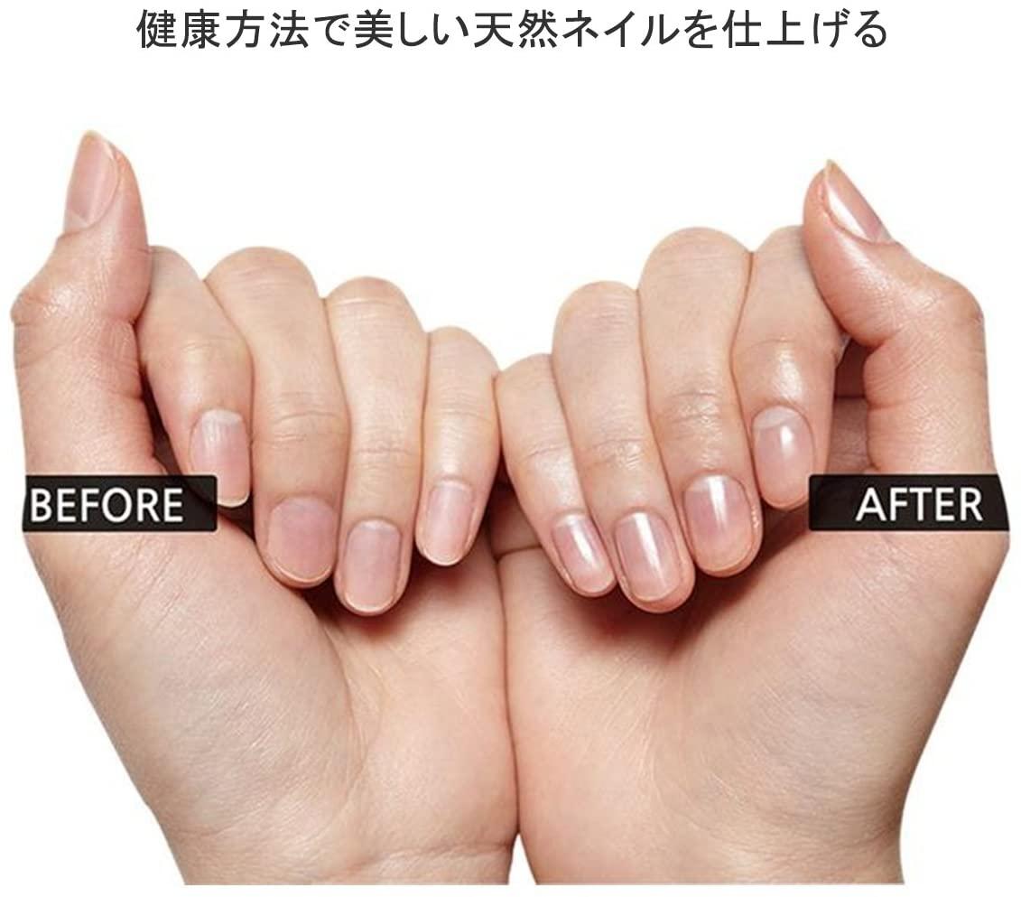 Midenso(ミデンソ) ネイルファイル 爪やすり 爪磨き ケース付きの商品画像2