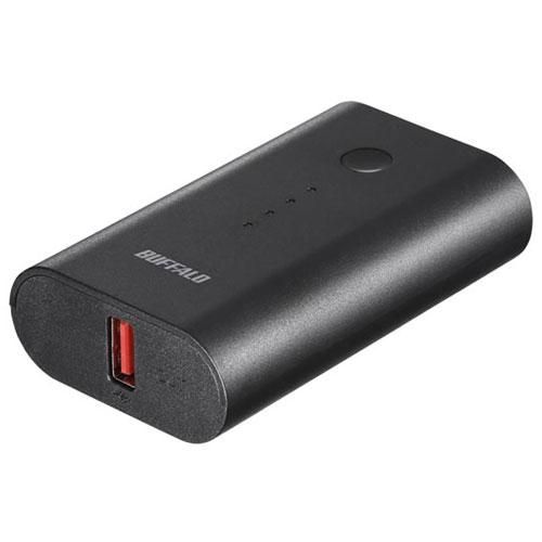 BUFFALO(バッファロー) モバイルバッテリー BSMPB6720P1の商品画像