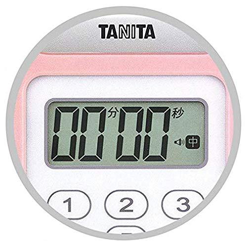 TANITA(タニタ) デジタルタイマー 丸洗いタイマー100分計 TD-378の商品画像3