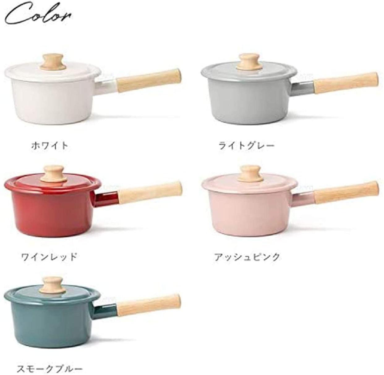 Cotton Series(コットンシリーズ)ソースパン 16cm CTN16S.LGの商品画像6