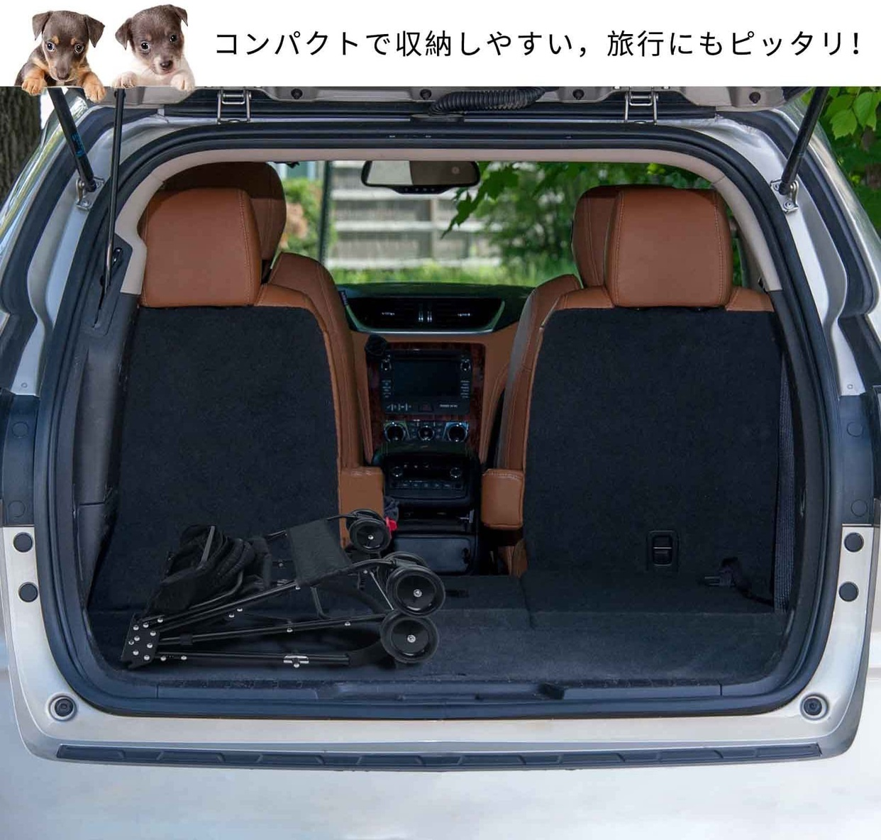 Dopet 4輪タイプ ミニペットカートの商品画像9