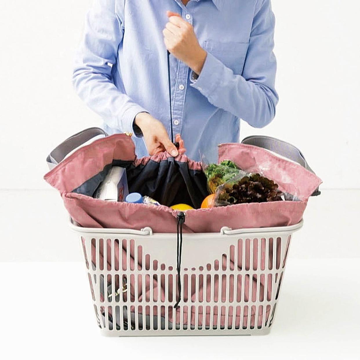 FELISSIMO(フェリシモ) レジカゴバッグの商品画像6