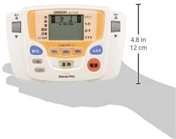 OMRON(オムロン) 低周波治療器 ホットエレパルス プロ HV-F310の商品画像8