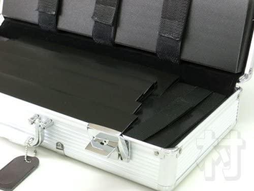 片岡製作所(KATAOKA) A004 アタッシュケースD シルバーの商品画像4