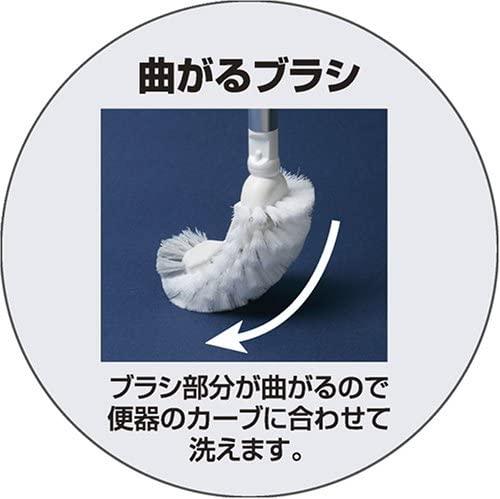 LEC(レック) FINO トイレブラシ ケース付きの商品画像8